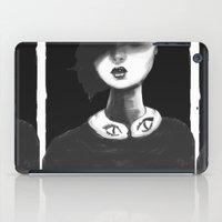 Contemporary Black And W… iPad Case