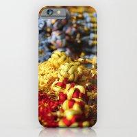 Asian tassles iPhone 6 Slim Case