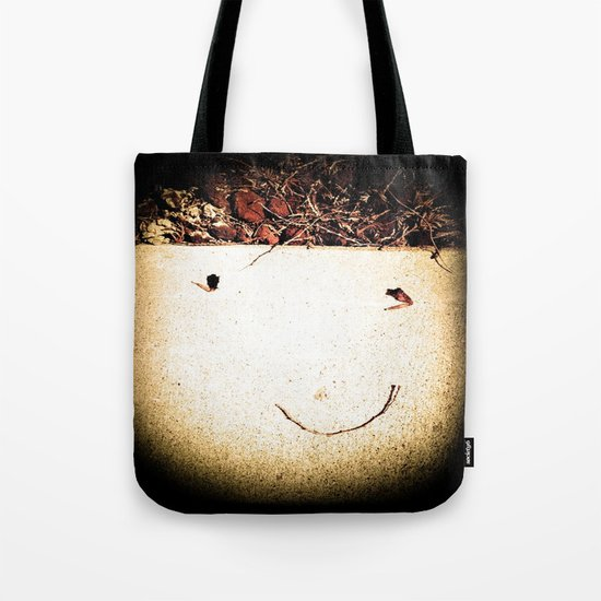 Natures Funny: Untouched Tote Bag