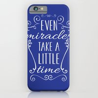 iPhone & iPod Case featuring Cinderella by Typequotsters