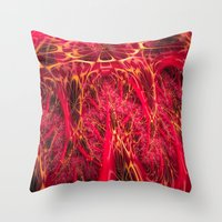 Of Diatoms And Parallel … Throw Pillow