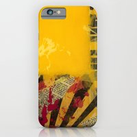 iPhone & iPod Case featuring YELLOW 3 by Brandon Neher
