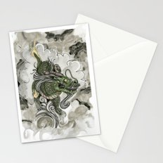 Dragon of The Mist Stationery Cards