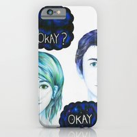 iPhone & iPod Case featuring The Fault In Our Stars by laserghost
