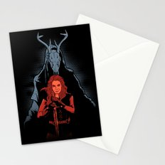 The LARP Queen Stationery Cards