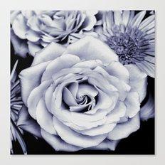 FLOWERS IV Canvas Print