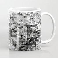 Zellige   003 Monochrome Mug