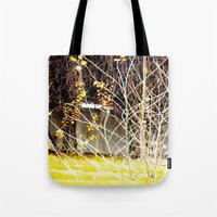 Nature Finds The Way Ins… Tote Bag