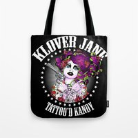 KLOVER JANE Tote Bag