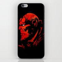 Hell Boy iPhone & iPod Skin