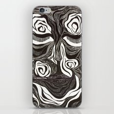 Peace Within The Battle iPhone & iPod Skin