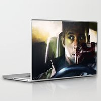 drive Laptop & iPad Skins featuring Drive by Jordan Grimmer