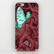 iPhone & iPod Skin featuring Hide by Jada Fitch