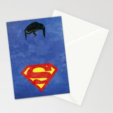 Supes Stationery Cards