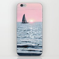 Sail Into The Sun 2 iPhone & iPod Skin