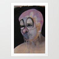 S E L F Art Print