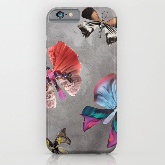 Floating Butterflies iPhone & iPod Case