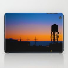 NYC Sundown iPad Case