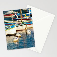 French boats 6971 Stationery Cards
