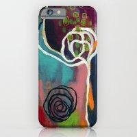 iPhone & iPod Case featuring Julia by Brenda Mangalore