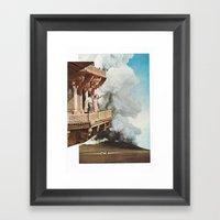 arsicollage_2 Framed Art Print