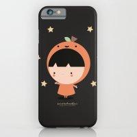 Cute Pumpkin iPhone 6 Slim Case