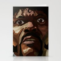 Pulp Fiction - Jules Win… Stationery Cards