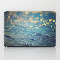 Beach Bokeh iPad Case