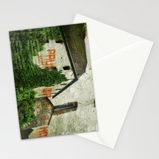 Prunes Graines Noix Stationery Cards