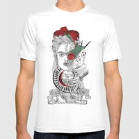 Mother Frida Mens Fitted Tee White SMALL