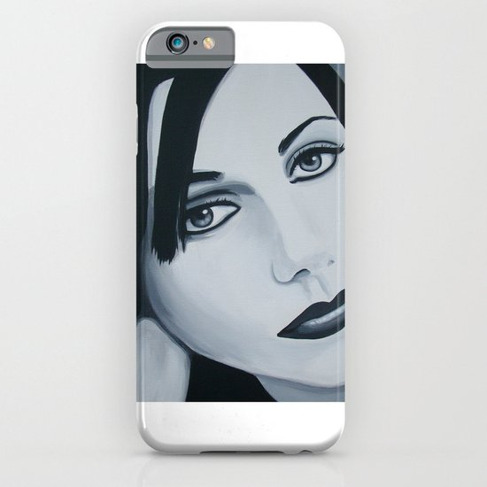 Polly Jean Muse iPhone & iPod Case