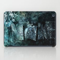 Cold waters iPad Case