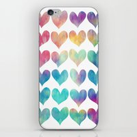 A Colorful Kind Of Love  iPhone & iPod Skin