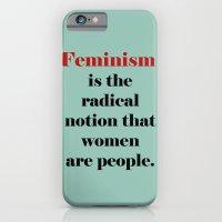 Feminism  iPhone 6 Slim Case