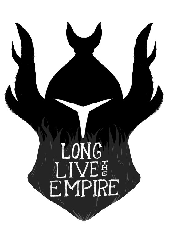Long Live the Empire Art Print