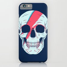 Bowie Skull Slim Case iPhone 6s
