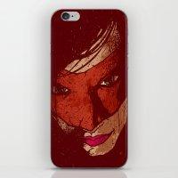 Sister Hazard iPhone & iPod Skin