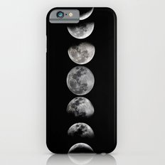 Phases of the Moon iPhone 6 Slim Case