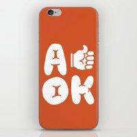 AOK iPhone & iPod Skin
