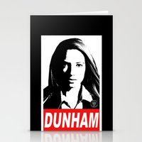 Obey Dunham Stationery Cards