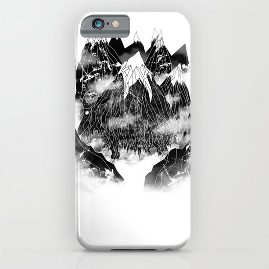 Valley of the Mountain Goat iPhone & iPod Case