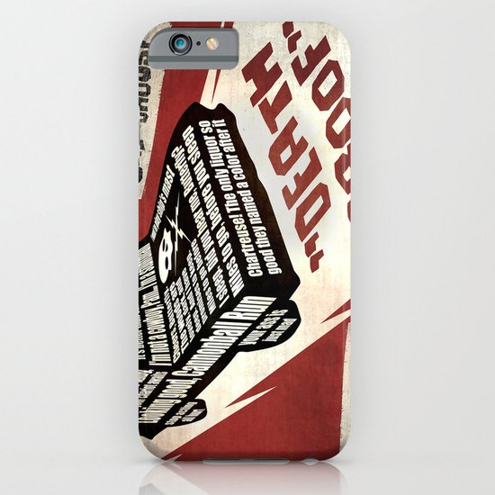 Deathproof redux iPhone & iPod Case