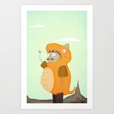 Be Your Spirit Animal Art Print