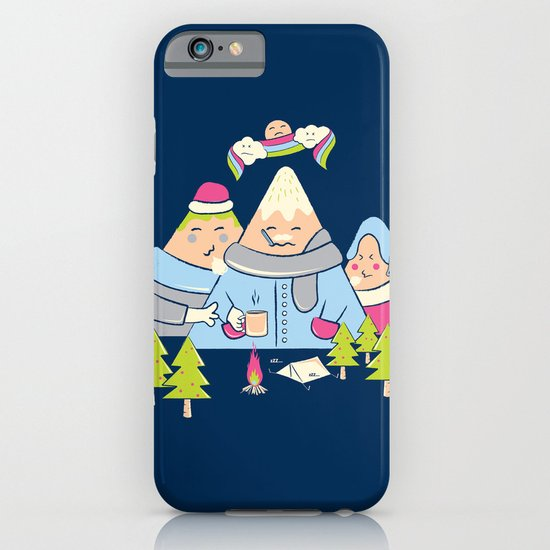 Cold Mountain iPhone & iPod Case