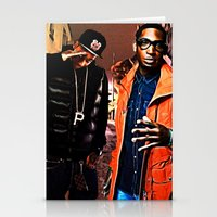 Wiz & Tempah Stationery Cards