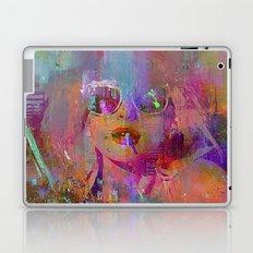 Tomorrow in the same place Laptop & iPad Skin
