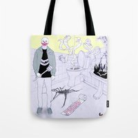Payaso Tote Bag