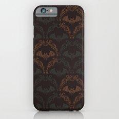 Bat Damask iPhone 6s Slim Case