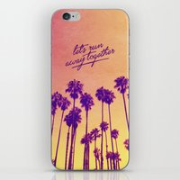 Together - for iphone iPhone & iPod Skin