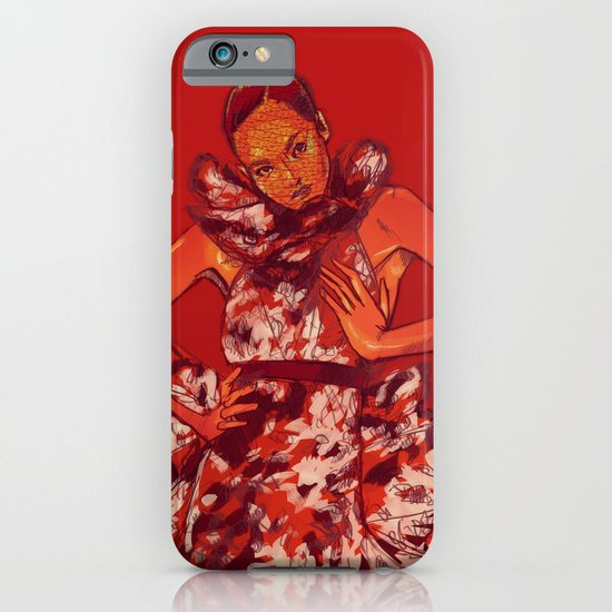 i bring you flowers iPhone & iPod Case
